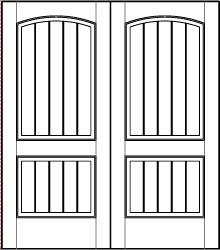 ML 800 Double Door
